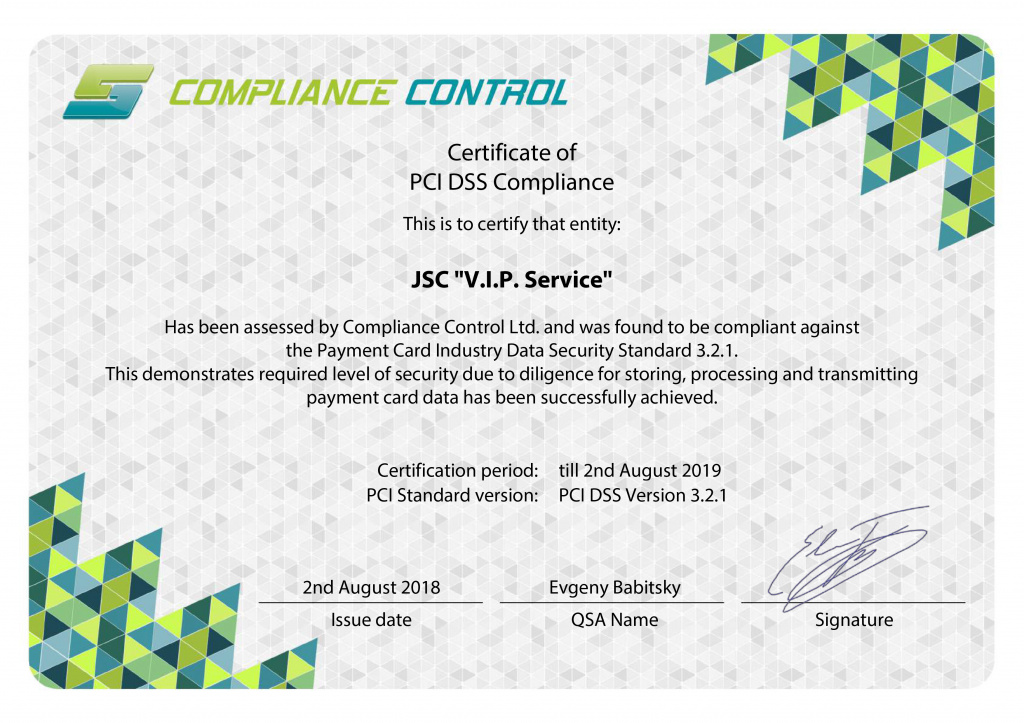 Certificate PCI DSS Vipservice ENG.jpg
